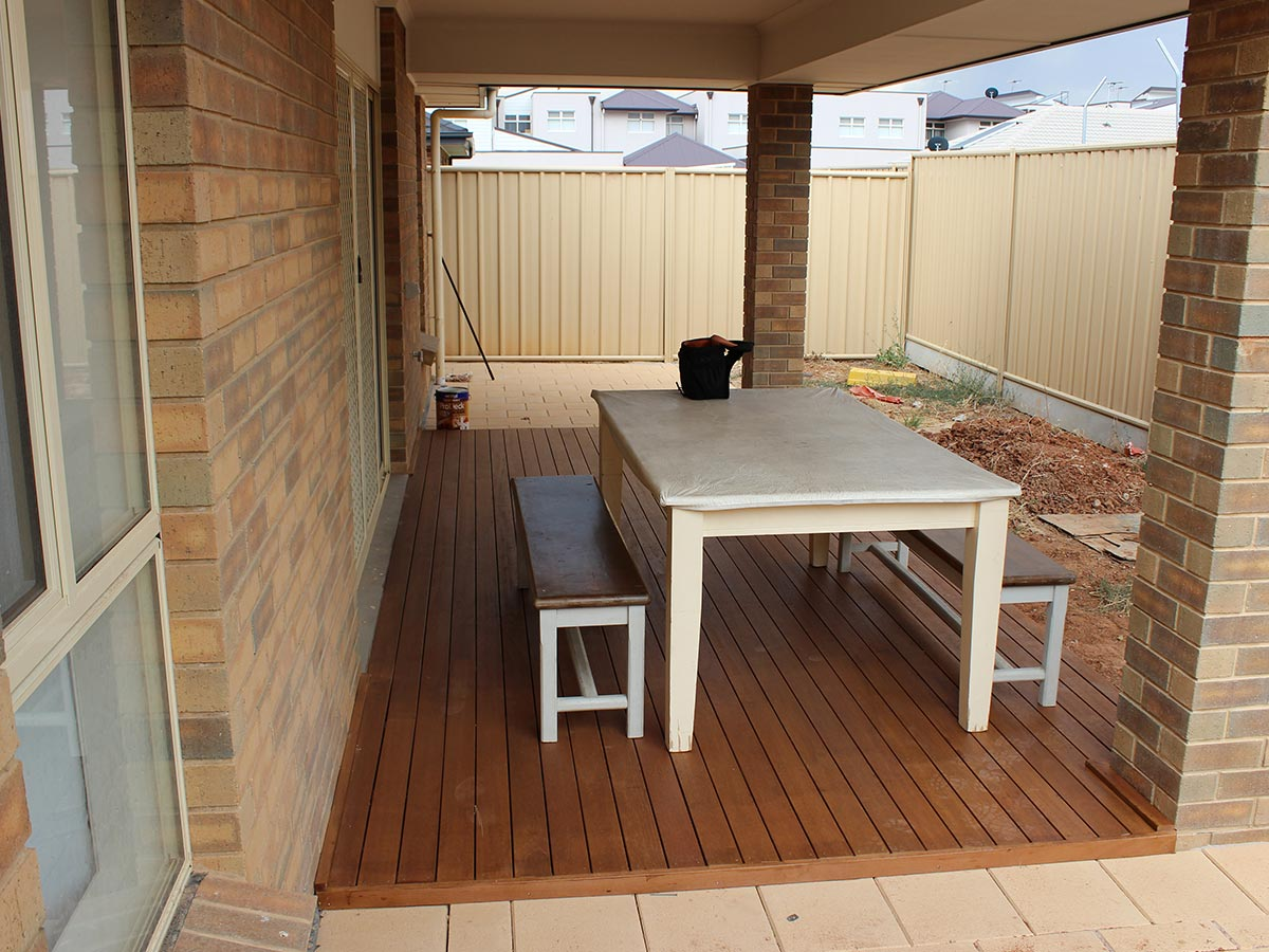 Home Maintenance Adelaide Decking 03