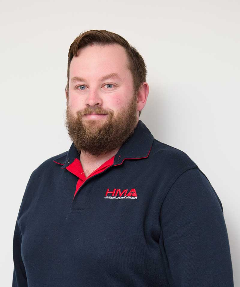 Home Maintenance Adelaide Staff Kevin Caire